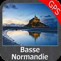 Basse Normandie GPS Map Navigator