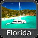 Marine Florida GPS Nautical Charts