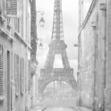 rainy paris wallpapers