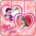 Valentine Day Photo Editor -Romantic Love DP Maker