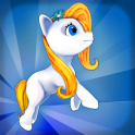 My Pony Dress Up - Game For Kids