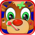 Christmas Pet Vet Doctor Hospital Santa Pets Game
