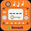 Renault Radio précode