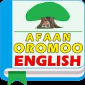 Afaan Oromoo English Dictionary - Galmee Jechoota