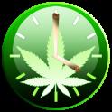 Weed Clock Widget