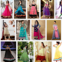 Girls Frock And Shalwar Kameez