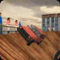 Prado Death Stunt Race