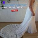 Crochet Pattern Wedding Dress