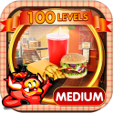 Challenge #61 Fast Food Free Hidden Objects Games
