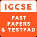 IGCSE Past Papers & TestPad