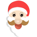 Merry Christmas 2018 Stickers