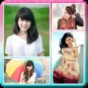 Cute Grid Photo Collage