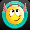 Cute Smiley Gif Emoji Sticker