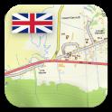 Great Britain Topo Maps