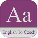English To Czech Dictionary