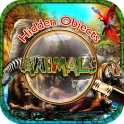 Hidden Object Animals Kingdom Puzzle Objects Game