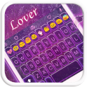 Lover Emoji Keyboard Theme