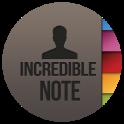 Incredible Note(memo,colorful)