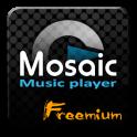 Mosaic Music Player