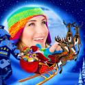Weihnachtsbilderrahmen