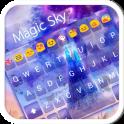 War Galaxy Emoji Keyboard