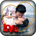 Romentic Love Photo Frame