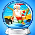 Funny Santa Photo Frames