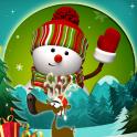 lustige weihnachtsBilderRahmen