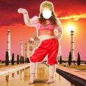 인도 여자 아이