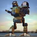 Pixel's Robots 3D