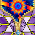Mandala Zipper Lock Screen