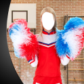 Cheerleaders Photo Montage