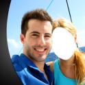 Montaje de fotos de pareja