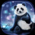 पांडा भालू लाइव वॉलपेपर