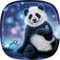 Oso Panda Fondo Animado