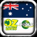 Australian Check OZLotto Pools