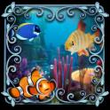Aquarium Bilderrahmen