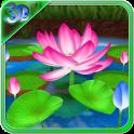 Lotus 3D Live Wallpaper