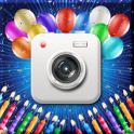 Birthday Cam Photo Collage