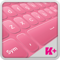 Keyboard Plus-Soft Pink