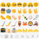 New Emoji for Android 7.0