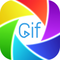 Gif Maker Camera with Stickers