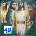 4D Jesus Christ Live Wallpaper