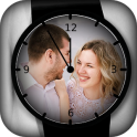 Clock Photo Frame , Photo Editor
