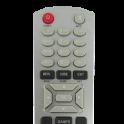 Remote Control For DishTV
