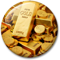 Gold Live Hintergrund