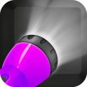 Blacklight Flashlight HD