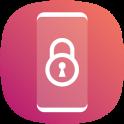 Round Corner i Lock Screen Phone 8 OS11 Style