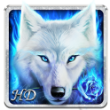 Arctic Wolf Live Wallpaper