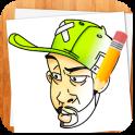Cómo Dibujar Personajes de Graffiti